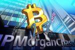 JP Morgan подтвердил разворот тренда на криптовалютном рынке