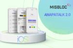 Misbloc (MSB) официально выпустила мобильную версию приложения Anapatalk 2.0 для iOS